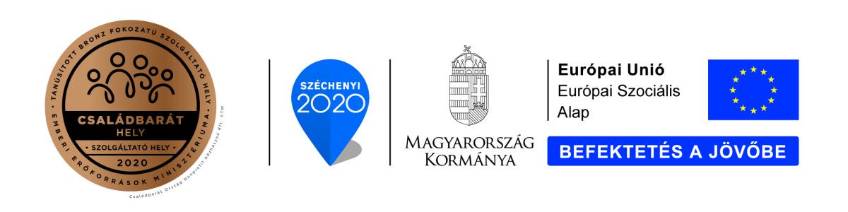 Csaladbarat munkahely 2020